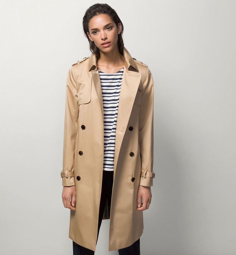 1b7ea4c057c69 Trencz - ponadczasowy płaszcz w twojej szafie